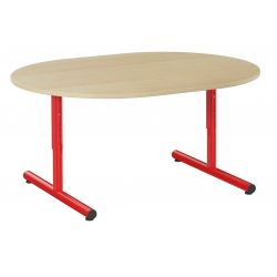 Table Petite Frimousse OVALE