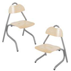 Chaise TEMPO (acier)