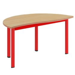 Table MODULO 1/2 R 120