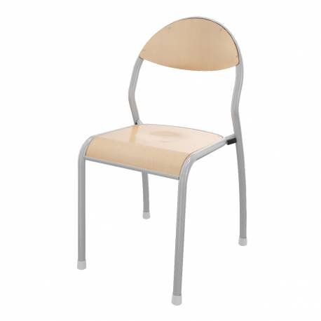 Chaise 4 pieds ROND'O ANTIBRUIT