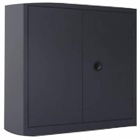 armoire métallique porte battantes