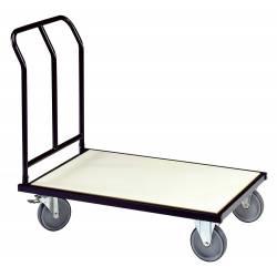 Chariot table pliante
