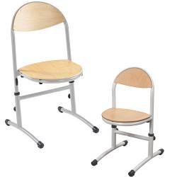 Chaise réglable HELIA AST