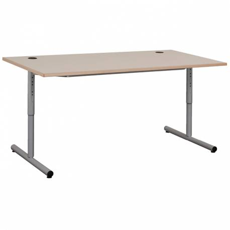 Table HUBBE REGLABLE 150 x 80