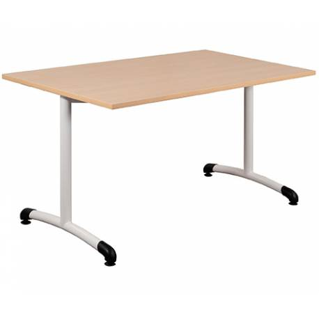 Table ARCUS Plateau stratifié - Chants PP