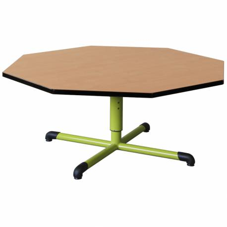 Table BANDANA OCTO réglable softop chant PP
