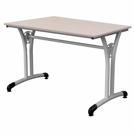 Table ZAMA Plateau stratifié - Chants PP