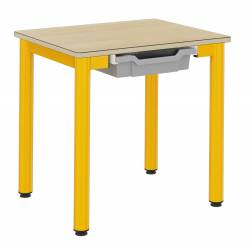 Table lutin tiroir 60 x 50