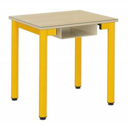 Table lutin 60 X 50 avec casier