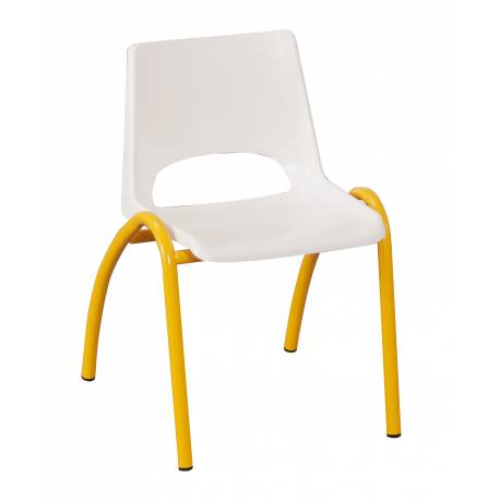 Chaise coques polypropylène ETOILE