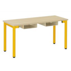 Table lutin 120 X 50 avec casier