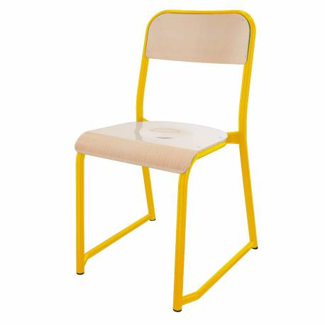 Chaise 4 pieds renforcée TREVISE